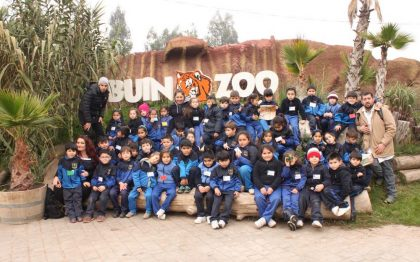 salida educativa buinzoo